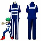 My Boku no Hero Academia All Might Sport Gym Jacket Hoodies Coat Costume Cosplay