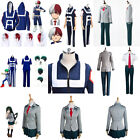 Внешний вид - My Boku no Hero Academia All Might Sport Gym Jacket Hoodies Coat Costume Cosplay