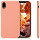 Silicone Case for Apple iPhone XR - TPU Rubberized Cover