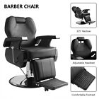 Heavy Duty Hydraulic Barber Chair Styling Salon Beauty Spa Station Hair Equipmen