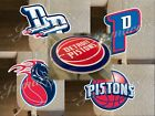 Detroit Pistons Basketball Team Logo NBA Sticker Decal Vinyl #DetroitBasketball on eBay