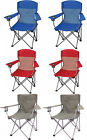 Folding-Outdoor-Portable-Chair-Seat-Camping-Fishing-Picnic-Beach-Lawn-2-PACK