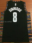 Men's Brooklyn Nets #8 Spencer Dinwiddie Basketball Jersey city Black on eBay