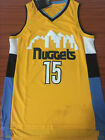 Denver Nuggets #15 Nikola Jokic Yellow Basketball Jersey on eBay
