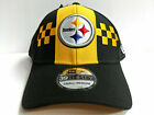 Pittsburgh Steelers Cap New Era 39Thirty Stretch 2019 On Stage NFL Draft Hat