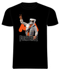 ORANGE MARSHMELLOW Fornite T shirt Youth Kids and Adult TEE S-3XL DJ MUSIC :) image