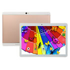 10.1 inch Game Tablet Computer PC 8G+128G Android 8.0 Bluetooth 2 SIM GPS US ! !