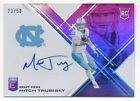 MITCHELL TRUBISKY 2017 ELITE DRAFT PICKS RC PURPLE AUTOGRAPH SP AUTO #23/50 $150
