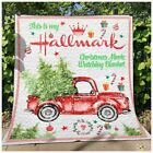 This Is My Hallmark Christmas Movie Watching Blanket Quilt Blanket US Supplier image