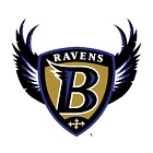 Baltimore Ravens cornhole set of 2 decals ,Free shipping, Made in USA #2 $15.99 USD on eBay