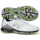 New Balance Control Series Golf Shoes White/Green - Choose Size & Width