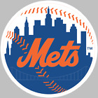 New York METS MLB Decal Sticker Choose Size 3M release BUY 3 GET 1 FREE on Ebay