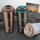 Stainless Steel Leakproof Insulated Thermal Travel Coffee Mug Cup Flask 500ML