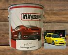HONDA SUNLIGHT YELLOW Y56 2K SOLVENT BASECOAT CAR PAINT MIX READY FOR USE