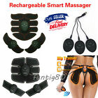 Rechargeable Smart Abs Stimulator Fitness Gear Muscle Abdominal toning Trainer image