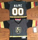 Las Vegas Golden Knights Toddler  NHL Hockey Jersey add  any name $37.49 USD on eBay