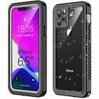 iPhone 11 Pro Max X/XS/XR/XS Max 8 7 6 6S Plus Full Sealed Case Life Waterproof