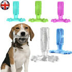 Dog Toothbrush Toy Clean Teeth Brushing Stick Pet Brush Mouth Chewing Clean Care