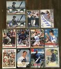 Various Minnesota Twins A-M Signed Cards YOU PICK Autographs FREE ShipBaseball Cards - 213