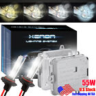 US 55W HID Xenon Ballasts Conversion Kit Bulbs For 9005 9006 H3 H4 H7 H11 H1 $25.99 USD on eBay