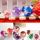 Quartz Drop Ball Silicone Mold Mould for Jewelry Making Handmade Necklace Sanw