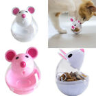 Funny Mouse Tumbler Educational Toys Pet Food Leakage Toy Cat Interactive Balls