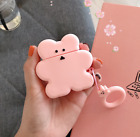 NEW 3D Cute AirPods Silicone Case Protective Cover Skin For AirPod Case