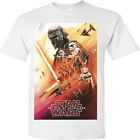 Star Wars The Rise Of Skywalker Troops White Poster T-shirt Size S M L XL 2XL $12.5 USD on eBay
