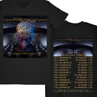 Limited Edition TOOL FEAR INOCULUM Album TOUR Dates 2019 T Shirt Black image