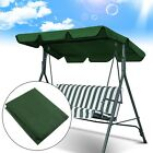 Durable Canopy Garden Swing Chair Hammock Outdoor Furniture Cover Seat Bench