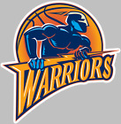 Golden State Warriors 2009 Decal Sticker Choose Size 3M LAMINATED BUY3GET1FREE on eBay