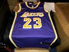 LEBRON JAMES LOS ANGELES LAKERS STATEMENT JERSEY SIZE M L XL supreme off white on eBay