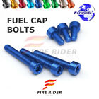 FRW 7Color Fuel Cap Bolts Set For Triumph Speed Four 02-06 02 03 04 05 06 $11.88 USD on eBay