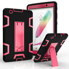 Drop Protection Case Silicone Hard Plastic Shell Kickstand for LG G PAD X 8.0