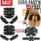 Smart EMS Abdominal Hip Trainer Electric Muscle Stimulator Buttocks ABS Exersize image