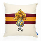 British Army Cushion Cover Military Christmas Gift Dad Grandad PersonalisedCushions - 20563