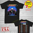 Journey t Shirt North American Tour 2020  With The Pretenders T-Shirt Size Men  image