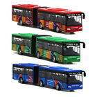 Pull Back Cars Toy Alloy Vehicles Mini Model City Express Double Bus Funny