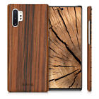 Natural Bamboo Wood Case Cover for Samsung Galaxy Note 10 Plus
