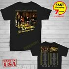 The Doobie Brothers Shirt 50th anniversary tour dates 2019-2020 T-Shirt Size Men image