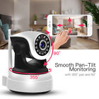 Wireless Smart Home Security Camera Indoor WiFi Night Vision Baby Pet Monitor