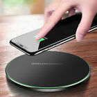 Fast Qi Wireless Charger Dock For iPhone X 8p XR XS Samsung S8 S9 plus Note9 RX