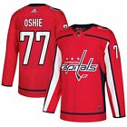 TJ Oshie Washington Capitals adidas Authentic Player Jersey Red