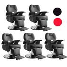 5X Antique Hydraulic Barber Chair Portable Salon Spa Shampoo Equipment Furniture