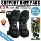 Joint Support Knee Pads Power Lift Powerful Rebound Spring Force Knee Booster US $6.99 USD on eBay