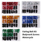 Fairing Bolt Kit Screw for HONDA CBR600RR 750 Suzuki GSXR1000 Yamaha YZF R1 R6 $19.25 USD on eBay