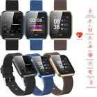 Men Women Bluetooth SmartWatch Pedometer Sleep HeartRate Monitor For Android IOS android bluetooth Featured for heartrate men monitor pedometer sleep smartwatch women