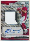 KYLER MURRAY 2019 PANINI SPECTRA RC AUTOGRAPH 2 COLOR PATCH AUTO SP #07/25 $350 $76.0 USD on eBay