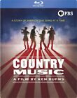 COUNTRY MUSIC A FILM BY KEN BURNS New Sealed Blu-ray PBS