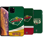 Case Cover - American Hockey - Minnesota Wild - For iPhone / Samsung $5.99 USD on eBay